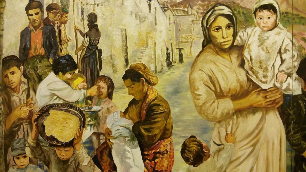 Non solo parole: l'arte pittorica di Carlo Levi in mostra a Milano