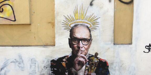 Il Maestro Harry Greb Courtesy l'artista