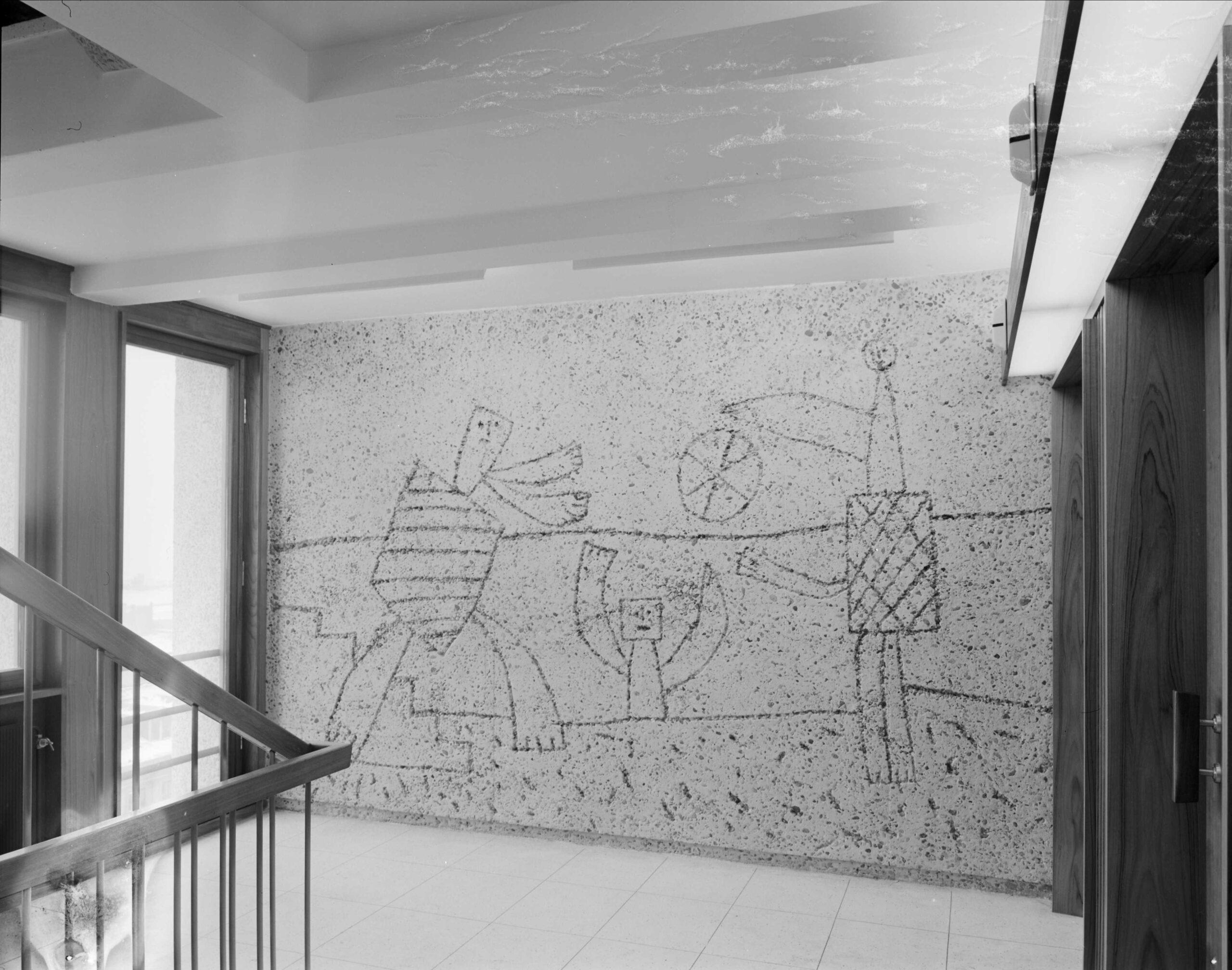 Salvate i (brutti) Picasso di Oslo. Polemiche per la rimozione dei due murales
