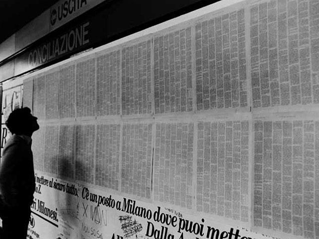 Alla ricerca del testo senza parole: Irma Blank in mostra a Tel Aviv