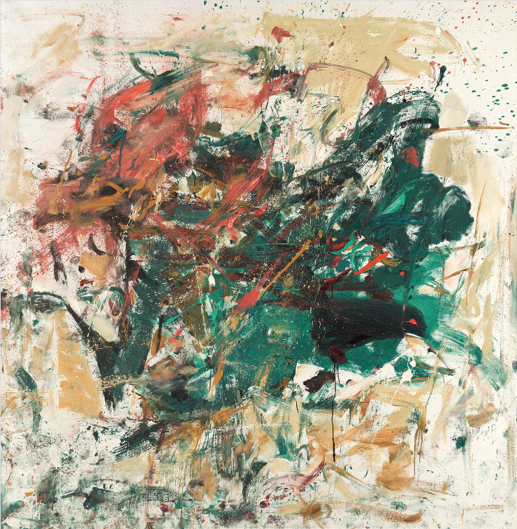 100% di venduto per la Contemporary di Phillips. Guida l'asta Joan Mitchell