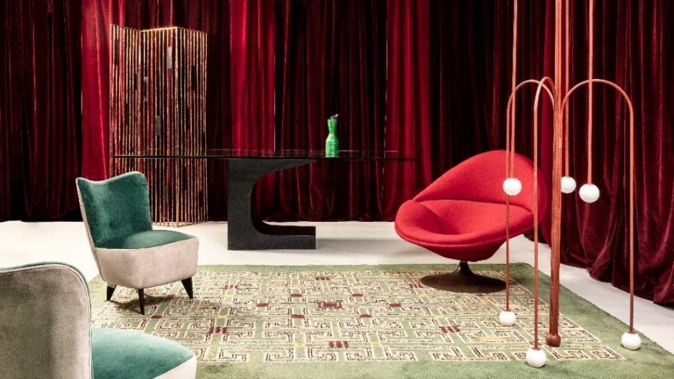 Christie's Italia debutta nelle aste online con il Design della galleria milanese Nilufar