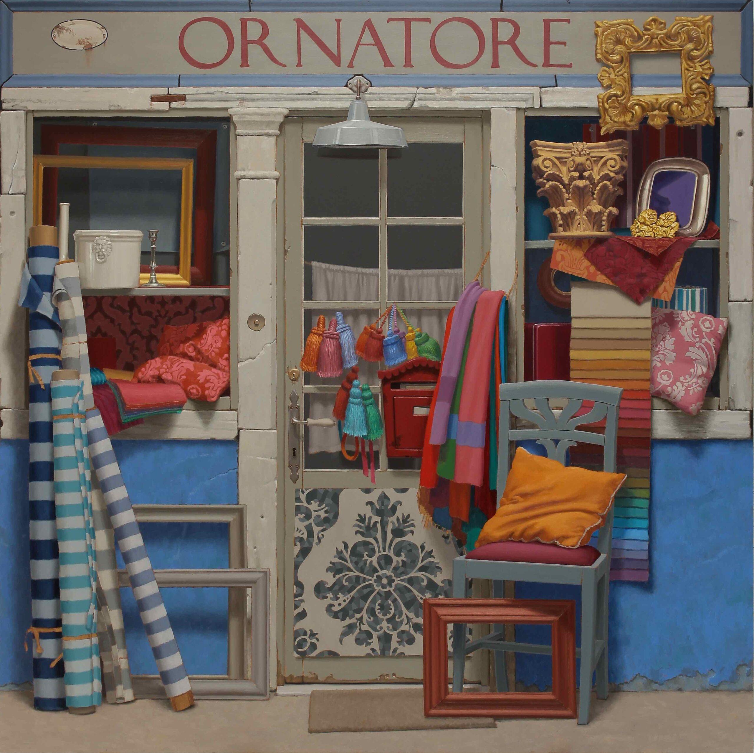 L'arte delle botteghe in mostra a Capri. Da Merano all'isola azzurra: il viaggio nella pittura di Paolo Quaresima