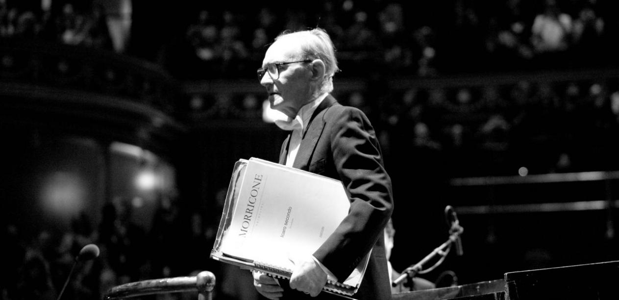 Addio Ennio Morricone, lutto nel mondo della musica e del cinema