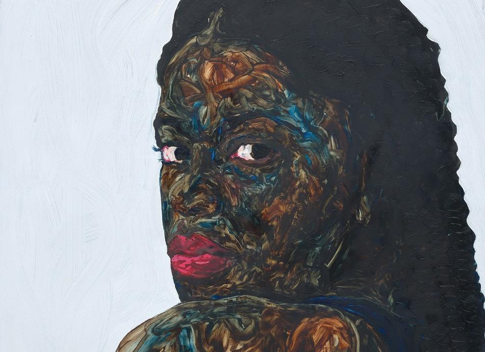 """Amoako Boafo decuplica nell'asta New Now di Phillips, successo per la """"giovane"""" arte"""