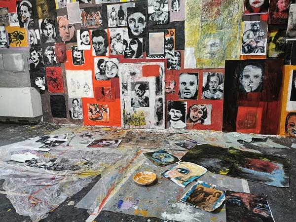 La materia delle immagini. Perugia si riapre al contemporaneo con Simona Frillici