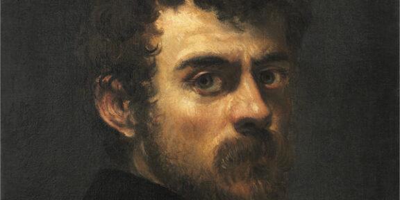 Tintoretto, Autoritratto, 1546-1547