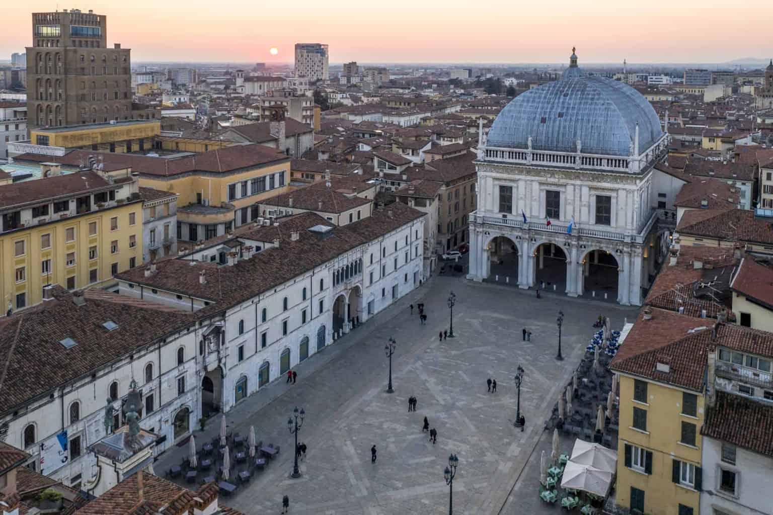 Brescia e Bergamo saranno Capitali italiane della cultura 2023
