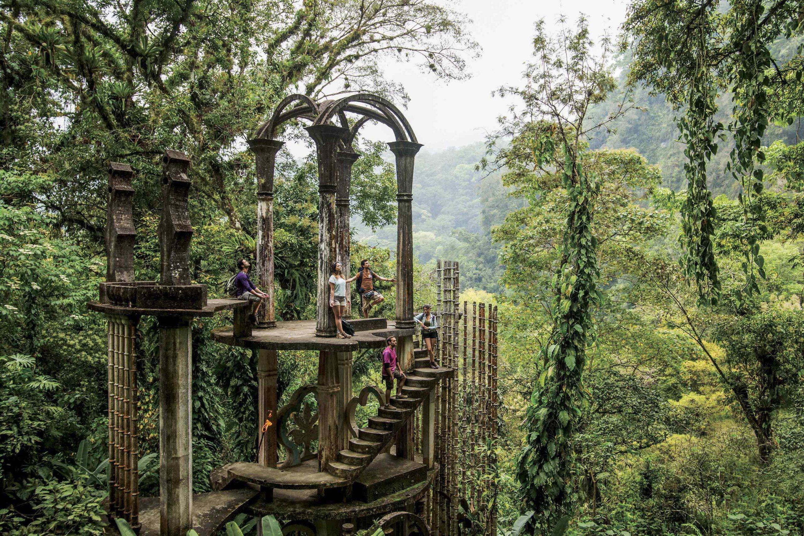 Una passeggiata tra arte e natura. Otto tra i giardini più belli al mondo