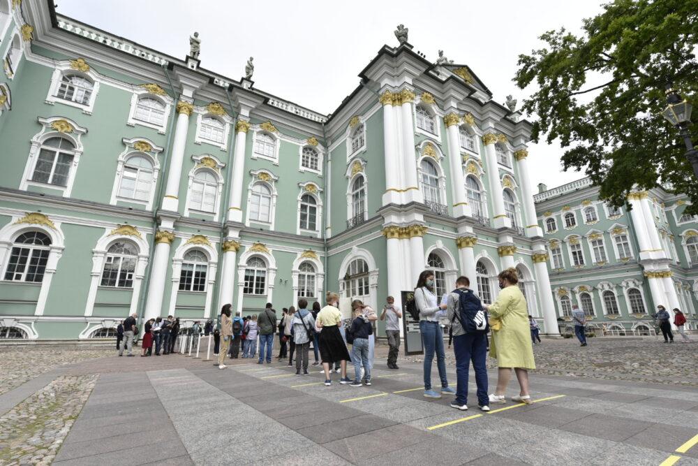 © Alexei Bronnikov / Museo Statale Ermitage