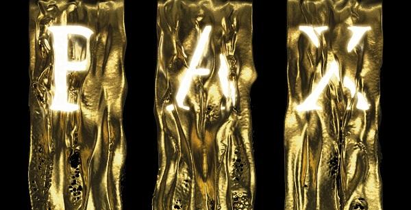 Cascate d'oro per il Museo Correr. Il loop magmatico di Fabrizio Plessi in Piazza San Marco