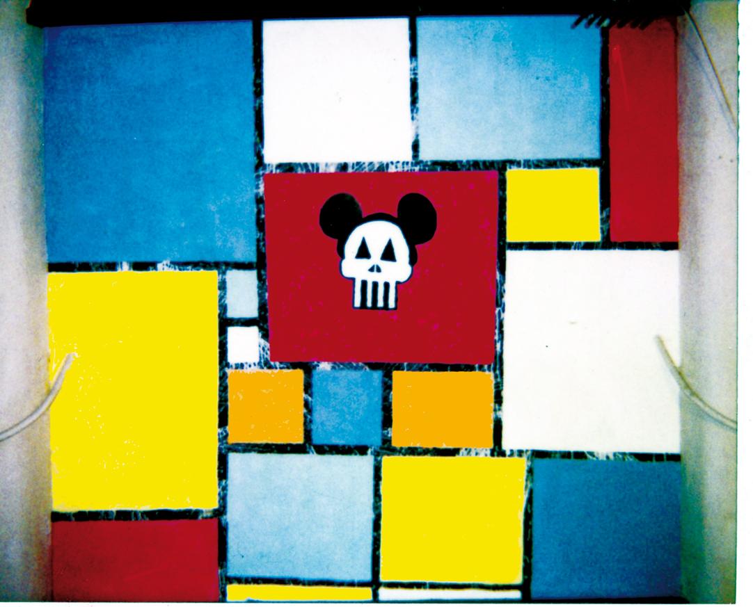 Il mondo underground e punk di Giacomo Spazio