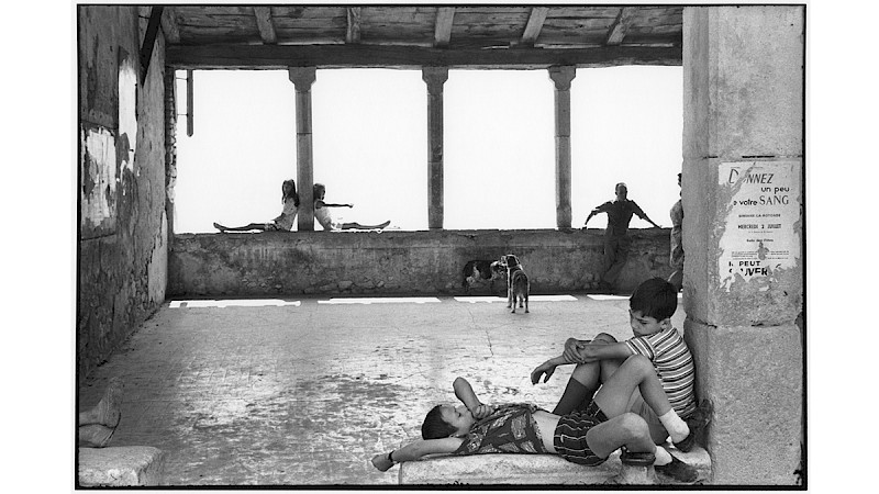 herni cartier-bresson mostra venezia