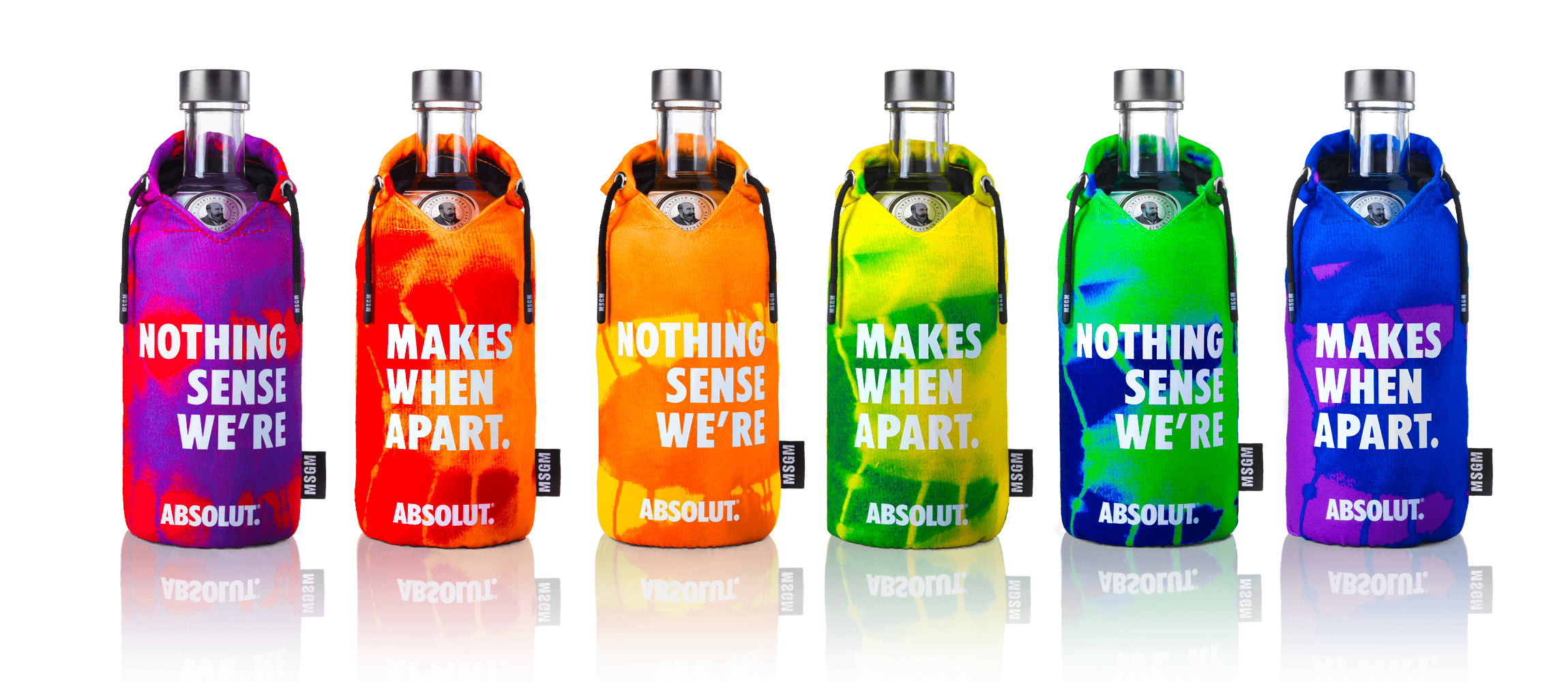 ABSOLUT BETTER TOGETHER: una edizione limitata per l'emergenza sanitaria