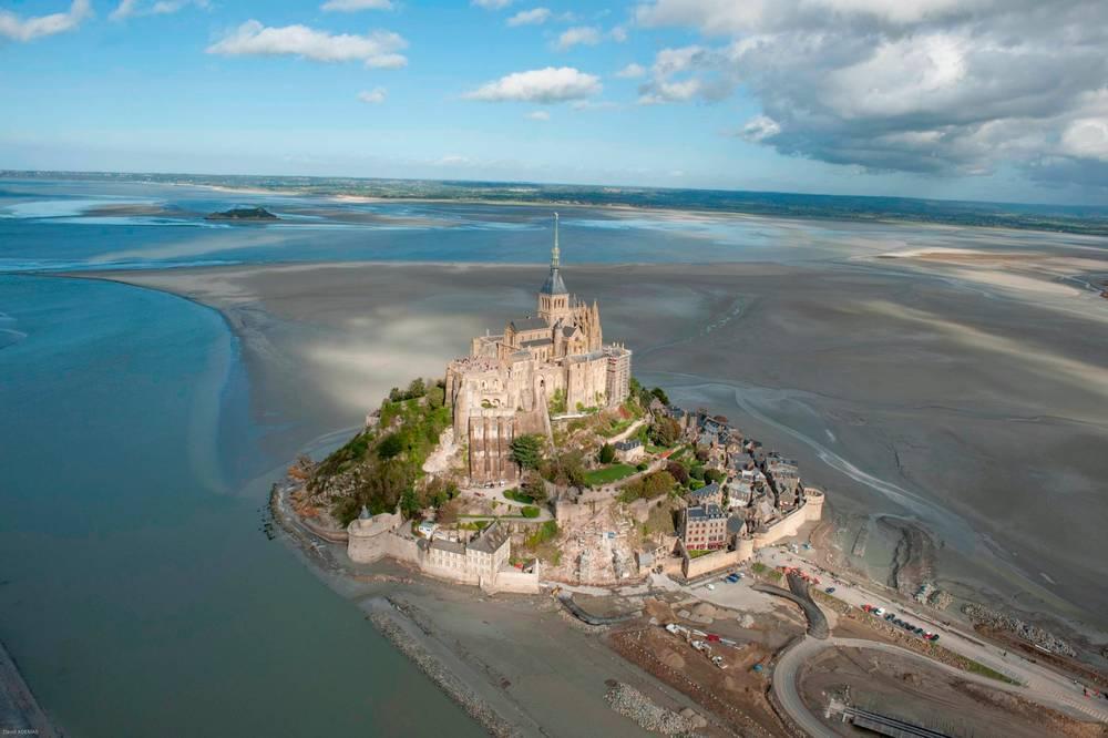Miracolo architettonico. Un documentario svela i segreti del Mont Saint-Michel