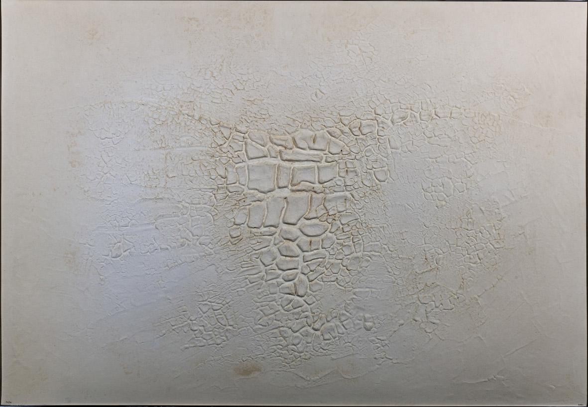 Burri, Carrà, Fontana, Schifano. Uno sguardo sul Novecento nella città ideale di Pienza, la collezione Piccioni