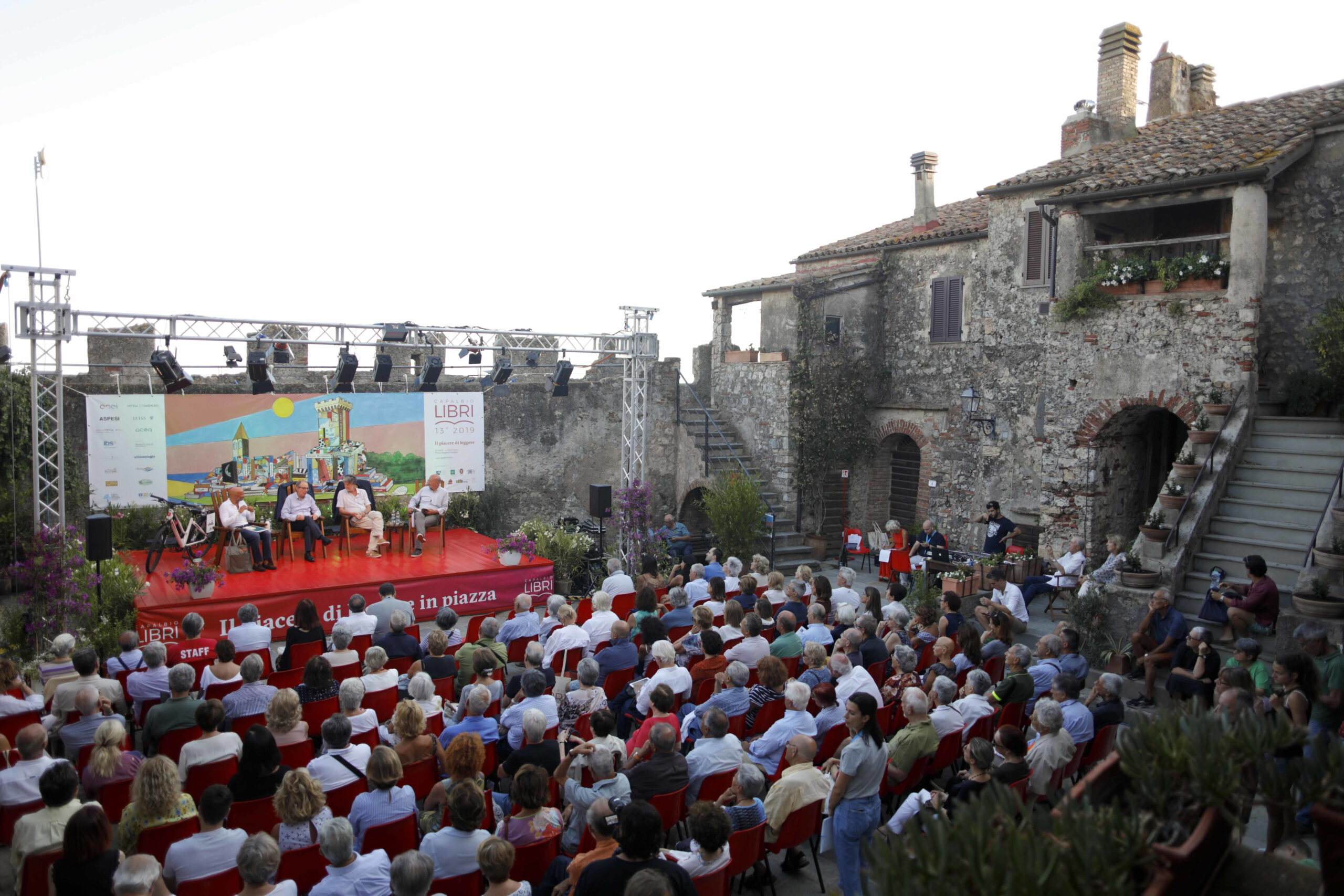 Il piacere di leggere: è tempo del festival Capalbio Libri