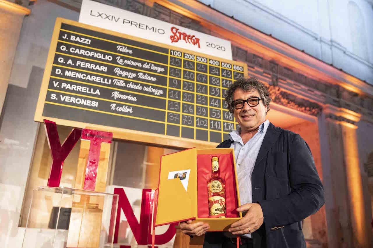 Sandro Veronesi vince il Premio Strega per la seconda volta