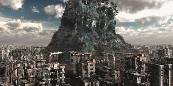 GIACOMO COSTA Firenze, 1970. Vive a Firenze Ground 1, 2013 C-Print su Dibond, 180 x 240 cm courtesy Guidi&Schoen, Genova