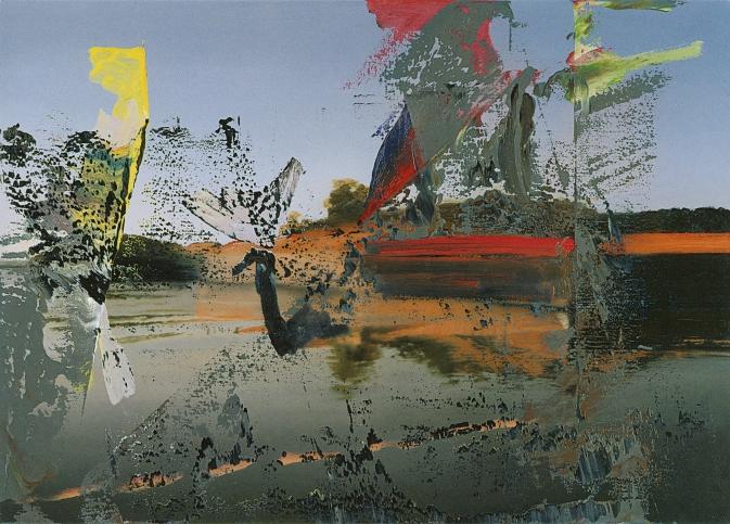 Se il paesaggio diventa desiderio: a Vienna la grande retrospettiva su Gerhard Richter