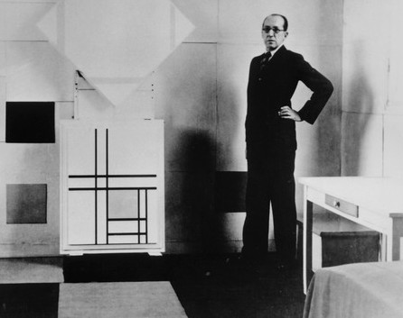 Nello studio di Mondrian. Il documentario completo dedicato al pioniere dell'astrattismo