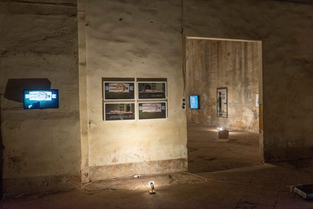 A volte penso che... installation view. Courtesy Prometeo Gallery Ida Pisani Milan-Lucca � Ph. Lucio Ghilardi (2)