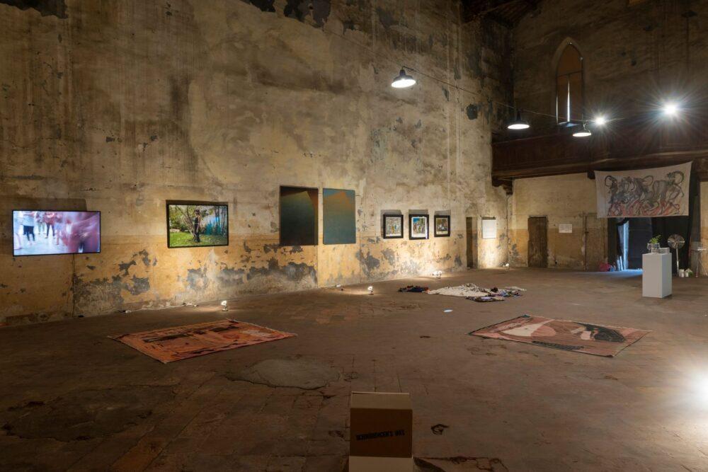A volte penso che... installation view. Courtesy Prometeo Gallery Ida Pisani Milan-Lucca � Ph. Lucio Ghilardi (3)