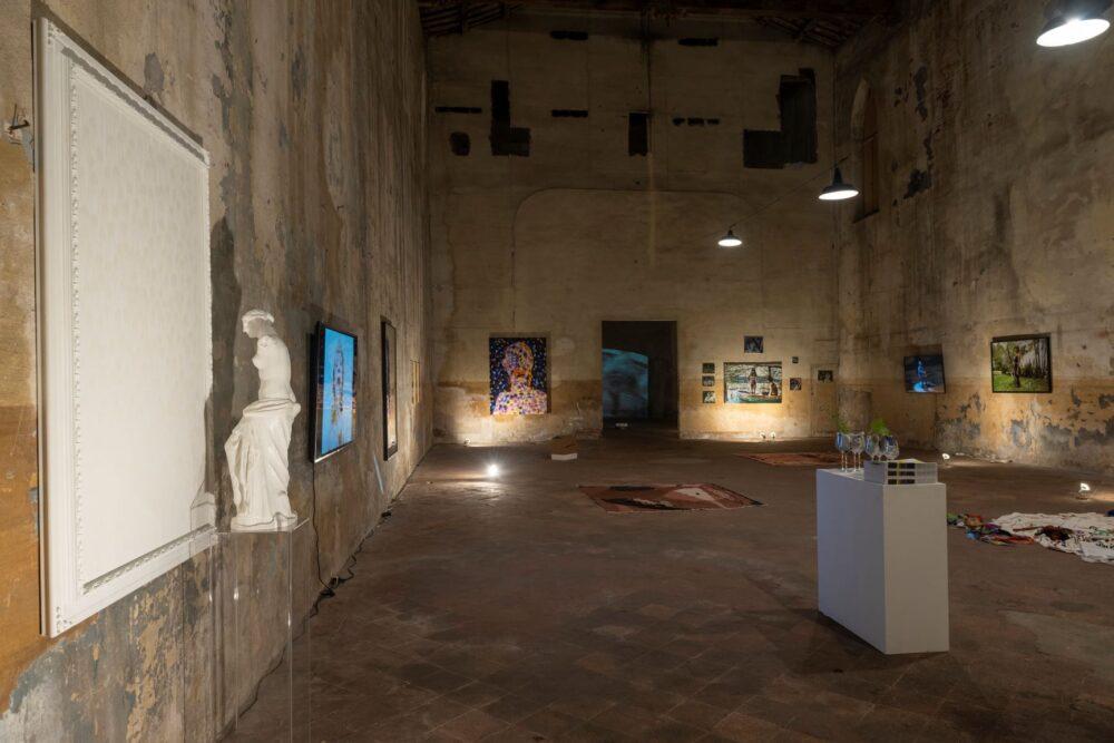 A volte penso che... installation view. Courtesy Prometeo Gallery Ida Pisani Milan-Lucca � Ph. Lucio Ghilardi (4)