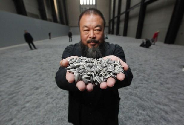 Ai Weiwei: l'opera e l'impegno politico di un artista in Cina, nel film su laF