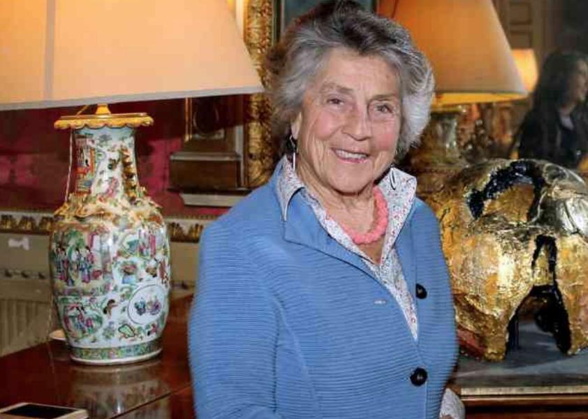 Principessa e mecenate. Muore a 80 anni Giorgiana Corsini