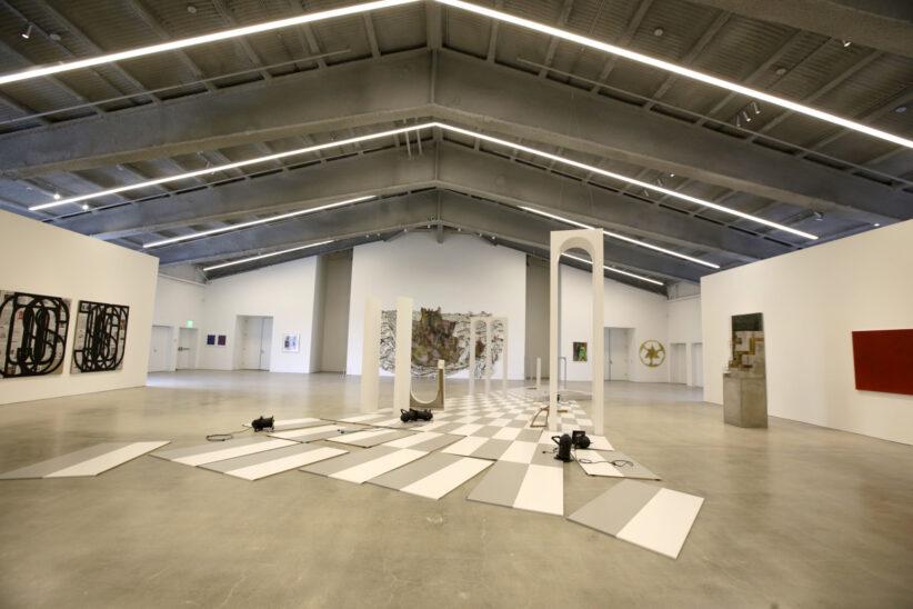 Gli spazi del Tempio massonico di Los Angeles già occupati dalla Marciano Art Foundation e nuove sede di Gagosian