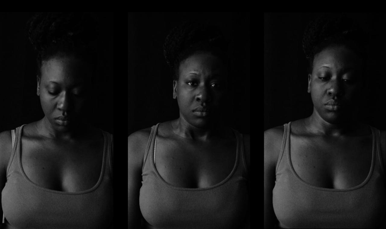 La blackness secondo Alexis McGrigg: visita allo studio dell'artista