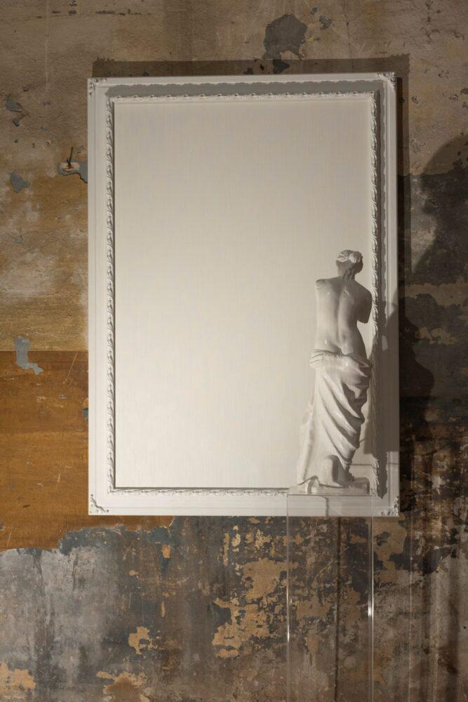Omar Hassan, Non So Chi Sono, 2019. Courtesy of the artist and Prometeo Gallery Ida Pisani Milan-Lucca - Ph. Lucio Ghilardi