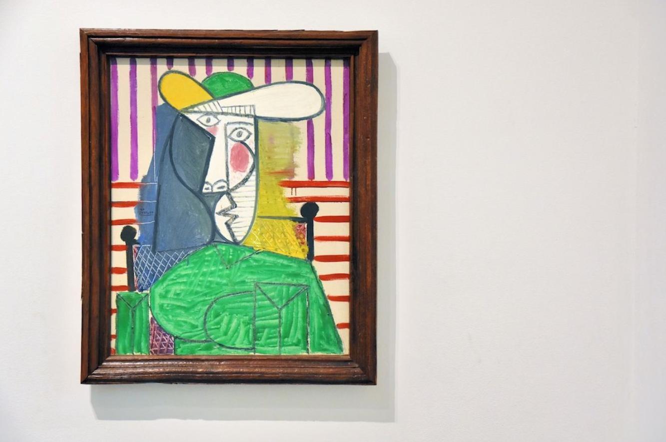 Tate Modern. L'uomo che colpì il Picasso da £20m è stato condannato