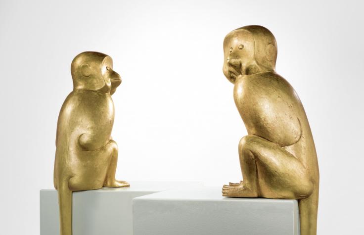 Lalanne, mon amour. Le sue scimmie dorate valgono 7,5 milioni