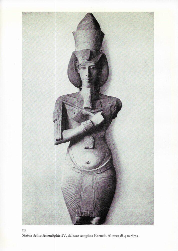 Statua di Amenofi IV