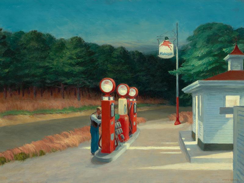 La malinconia dei paesaggi di Edward Hopper. Il tour virtuale della mostra a Basilea