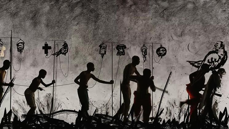 Vita e morte nelle danze di William Kentridge: ecco la mostra che riapre l'Arsenale di Amalfi