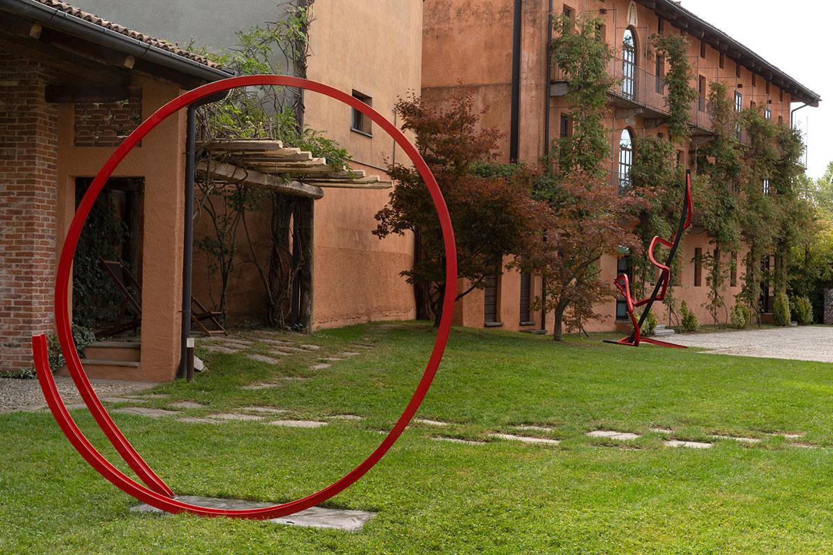 L'I.D.E.A. di una residenza d'artista in campagna è ad Agrate Conturbia