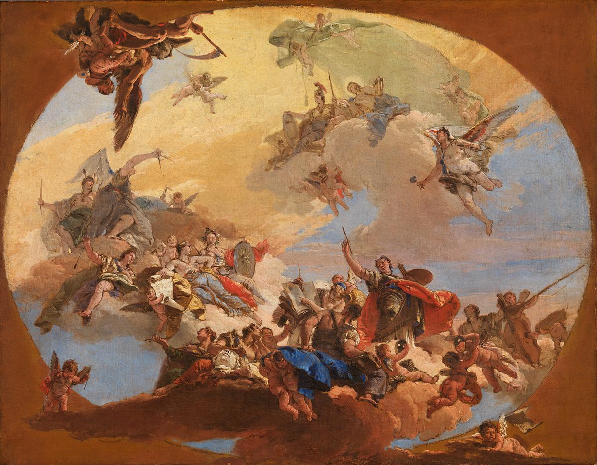 Da Venezia all'Europa: l'ascesa artistica di Gianbattista Tiepolo in mostra a Milano