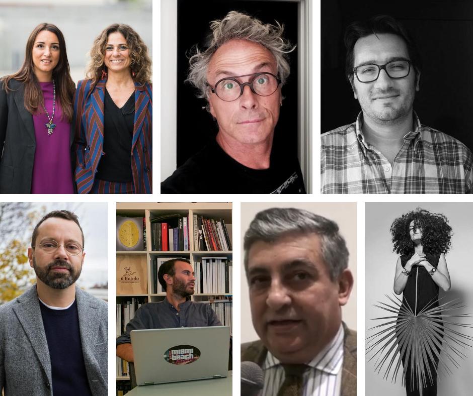 Flashback 2020. Ecco i vincitori di Opera Viva: Noura TafecheeLuigi Presicce, Gianmarco CugusieLuisa Turuani