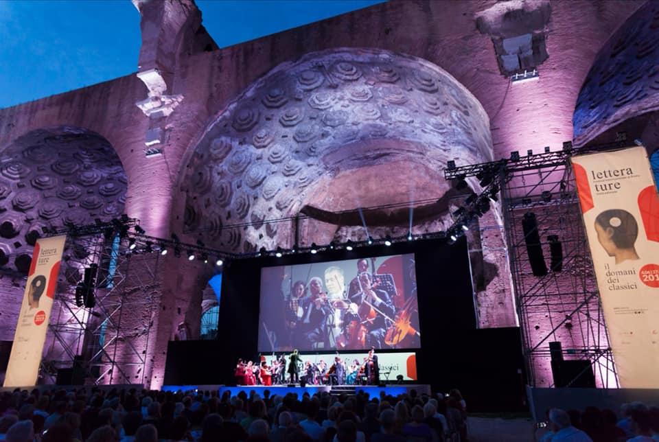 Roma. Dal Colosseo all'Auditorium, in arrivo la più grande festa italiana dedicata alla lettura