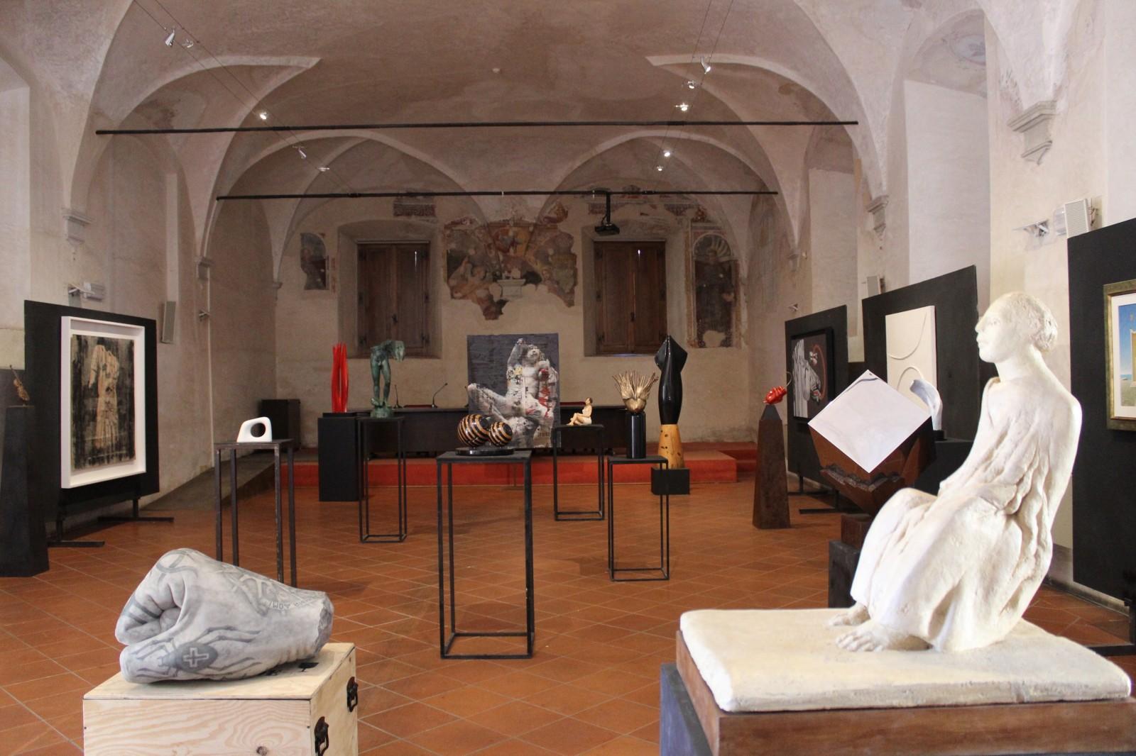 Covid-19. Quasi 210 mila euro per l'asta charity a Pietrasanta. Top price per Botero