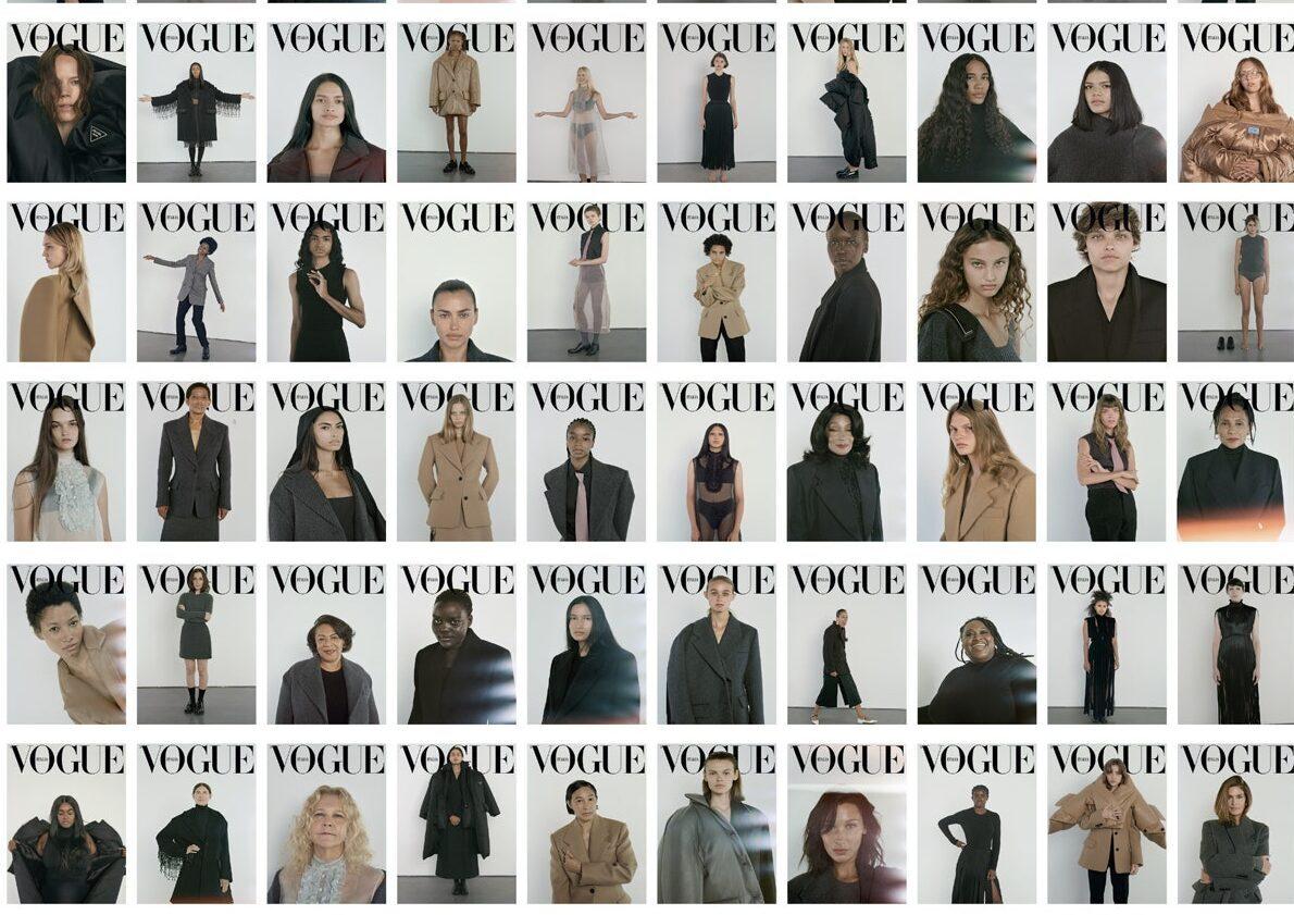 Da Tschabalala Self a Elizabeth Peyton. Tante artiste nelle 100 copertine di Vogue Italia di settembre