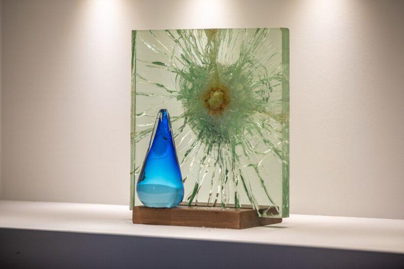 1_Venezia e lo Studio Glass Americano, Installation view. Ph. Enrico Fiorese