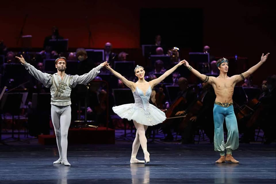 Il Gala alla Scala dimostra la grande voglia di tornare a danzare