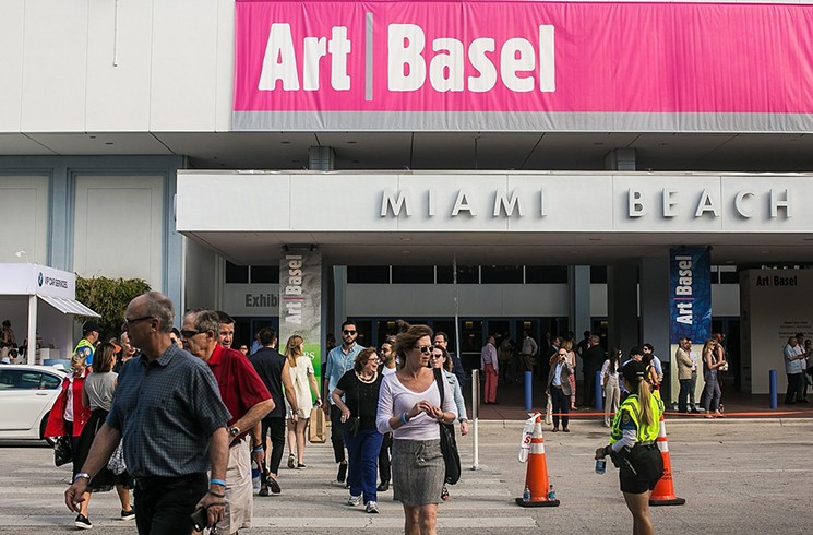 Art Basel Miami Beach 2020 ufficialmente cancellata