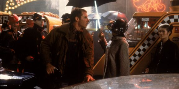 Blade Runner Directed by/diretto da Ridley Scott , 1982 Images courtesy of Park Circus/Warner Bros