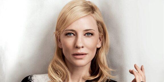 Cate Blanchett, presidente della giuria della Mostra del Cinema di Venezia 2020