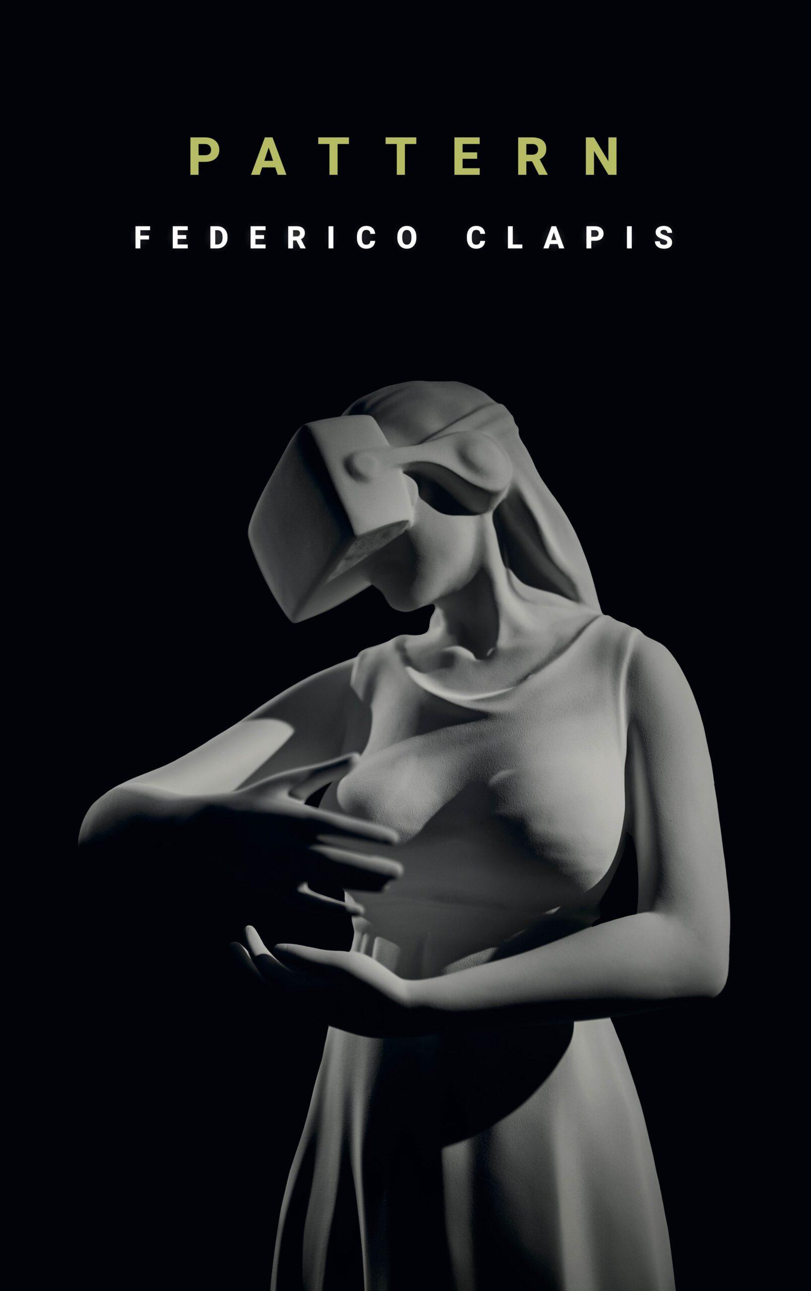 Pattern. Ecco il libro di Federico Clapis, biografia di un giovane artista